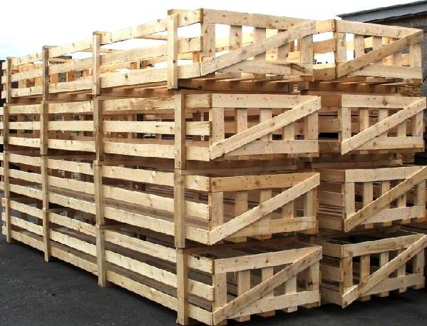 Материал для обрешетки грузов