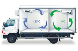 Особенности транспортных средств при перевозке скоропортящегося груза