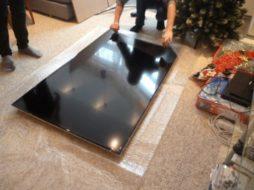 Упаковка телевизора для перевозки