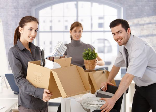 Особенности офисного переезда