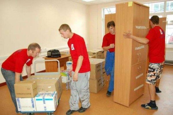 Переезд школы и как его организовать