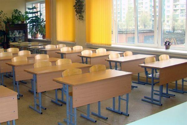 Длительный капитальный ремонт классов и помещений