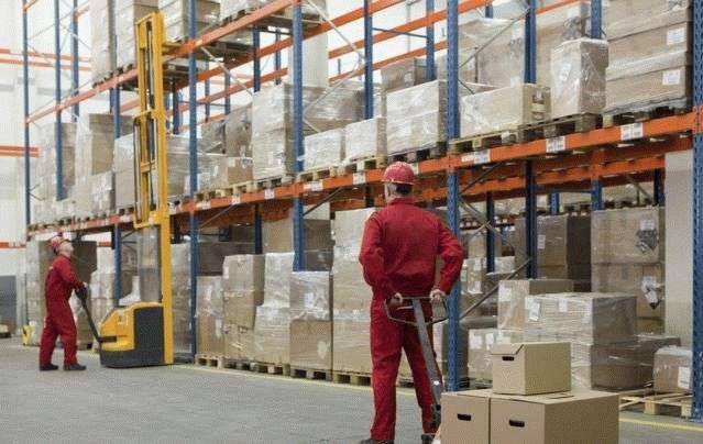 Контроль над перемещением товара на складе
