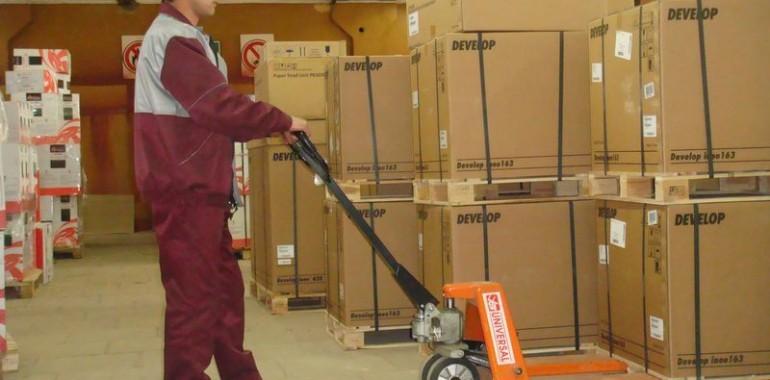 Расстановка товара на складе: принципы организации