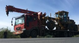 Правила для перевозчика негабаритных грузов